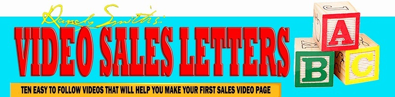 How To Create Video Sales Letters